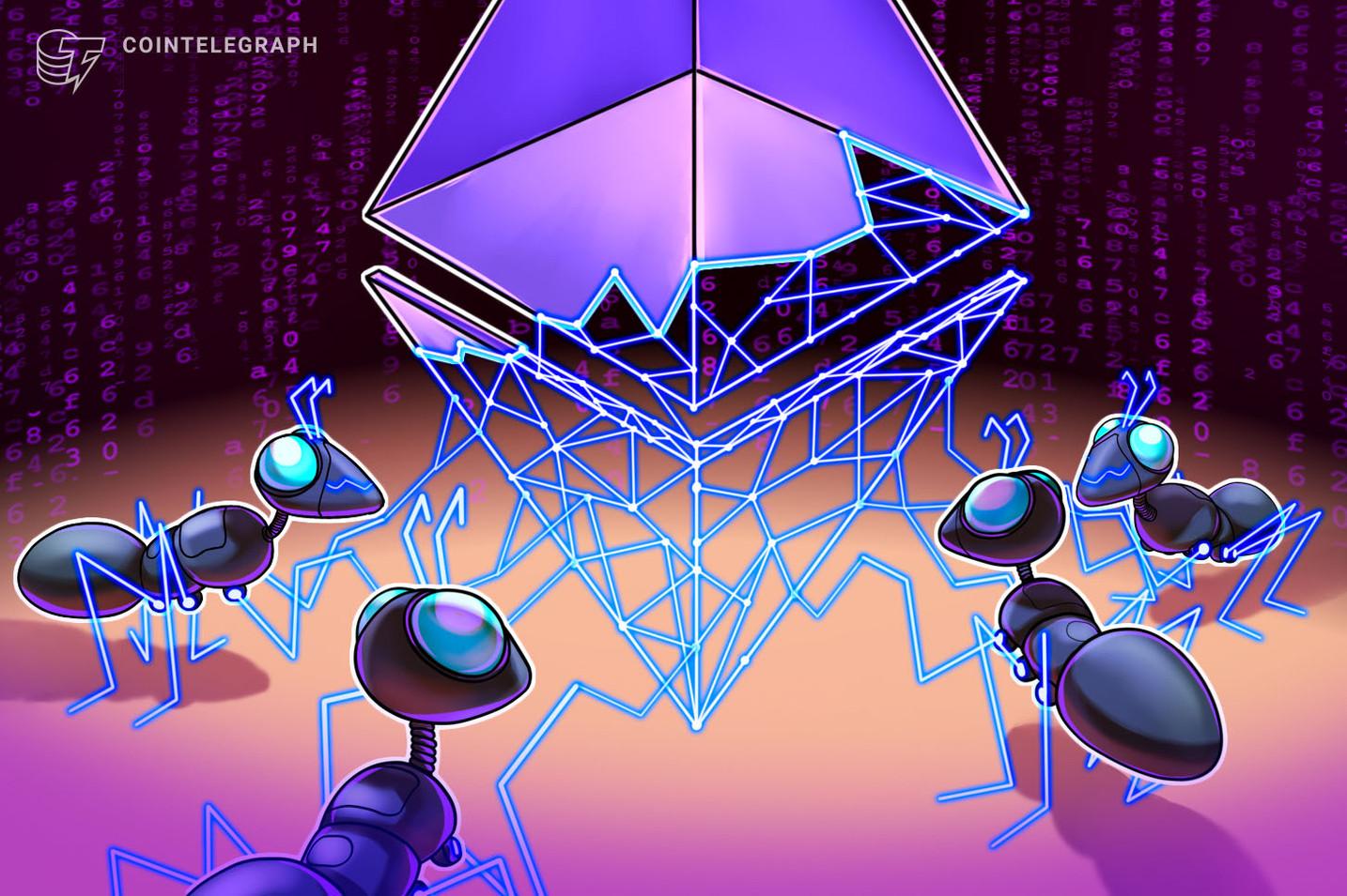 Ethereum-based market platform unveils a new DAO