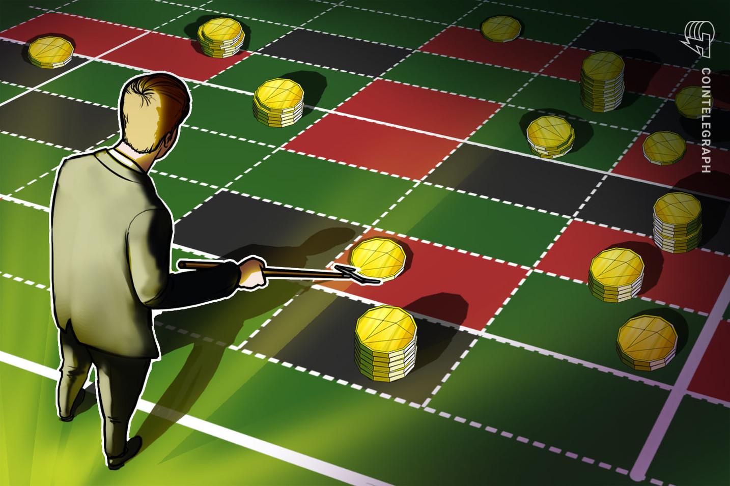 Arrivano su Ethereum le corse delle biglie con i criceti: è il futuro del gioco d'azzardo?