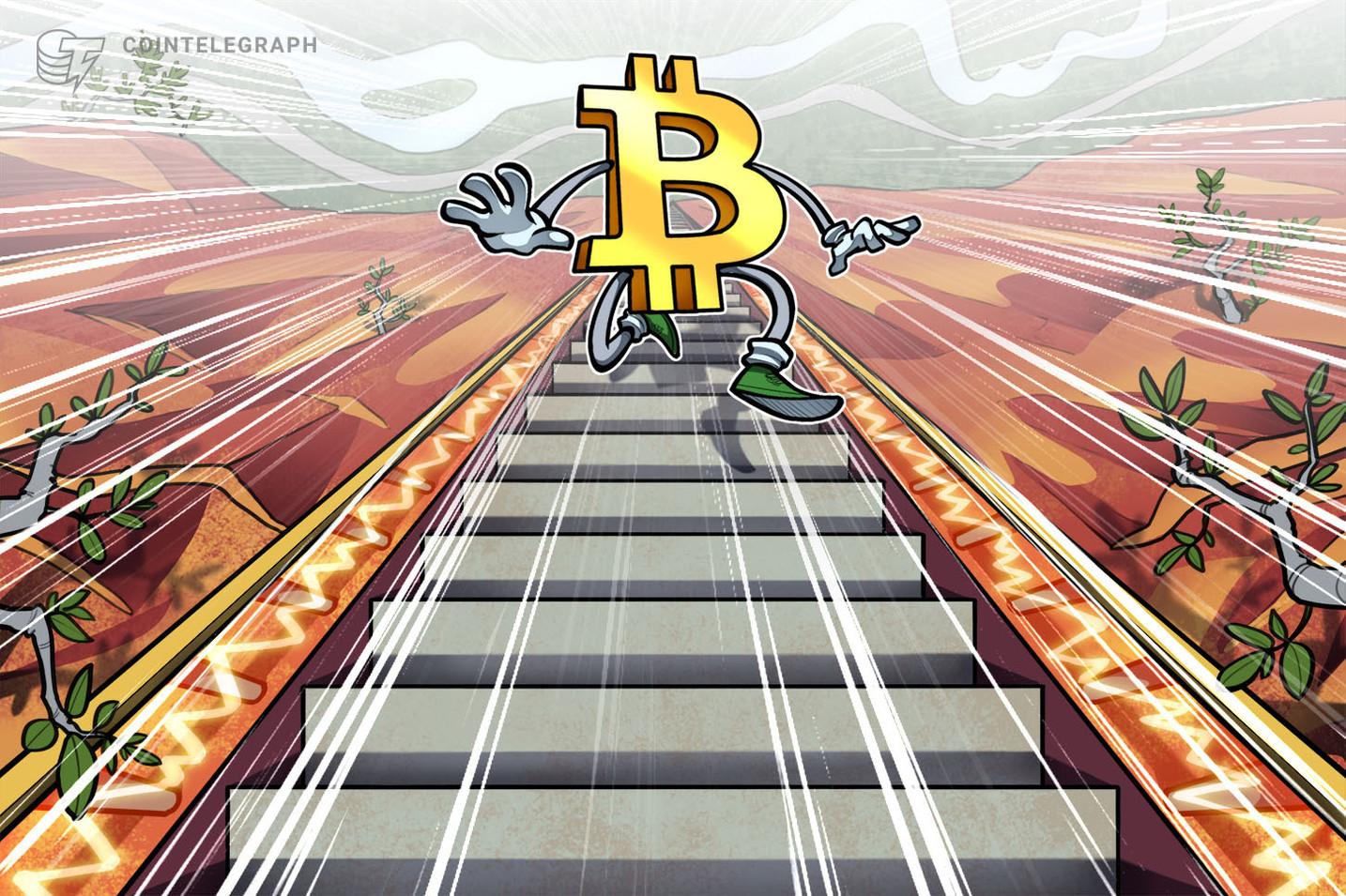 El precio de Bitcoin sigue cayendo: se perdió la marca de 17,000 dólares, lo que representa la mayor caída desde marzo