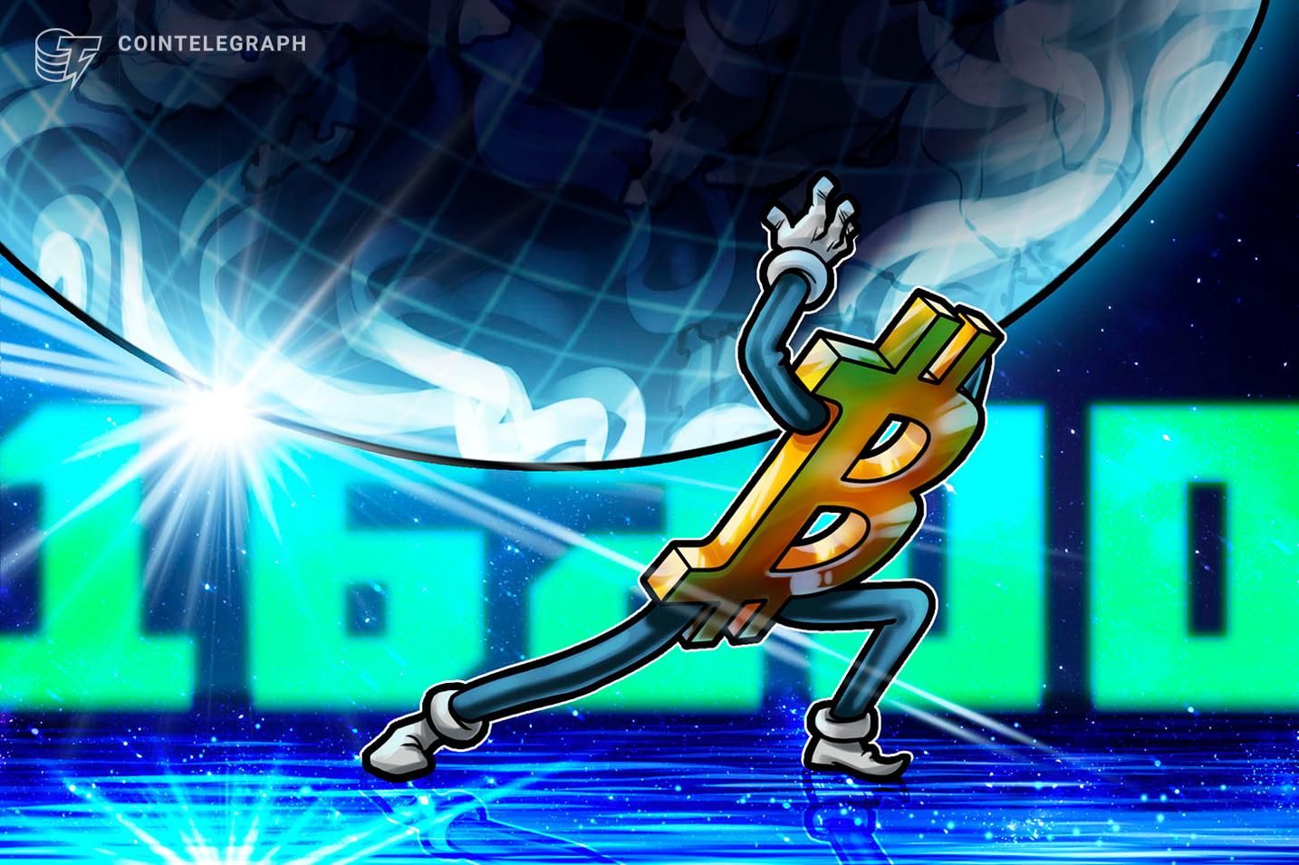 Bitcoin verso i 16.000$ e oltre? Ecco le previsioni rialziste e ribassiste