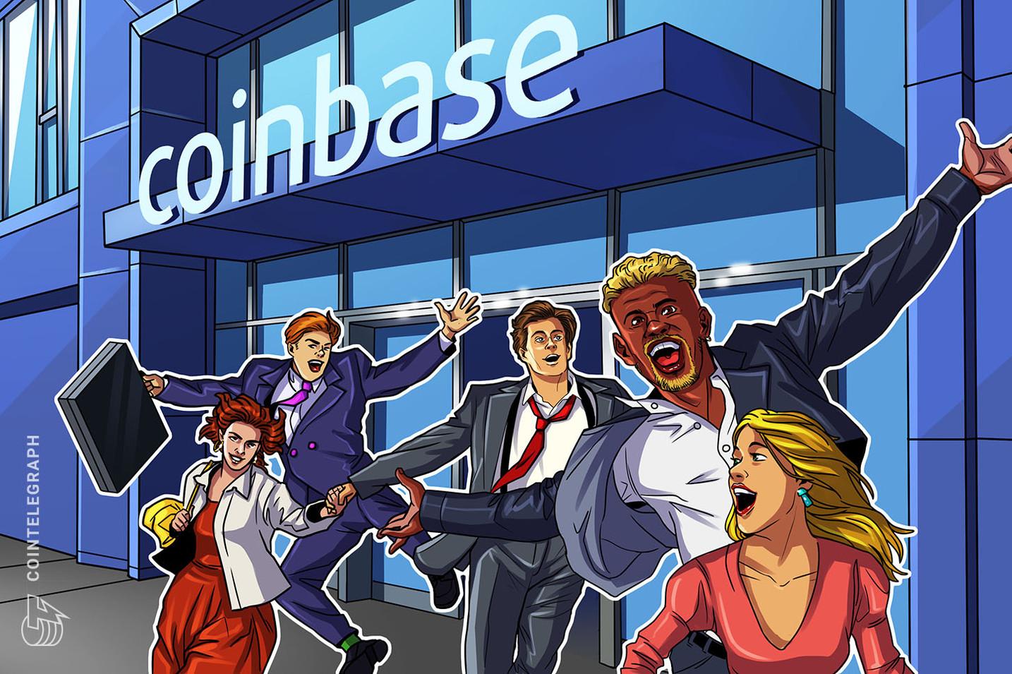 Krypto goes Wall Street – Coinbase steht kurz vor Börsengang
