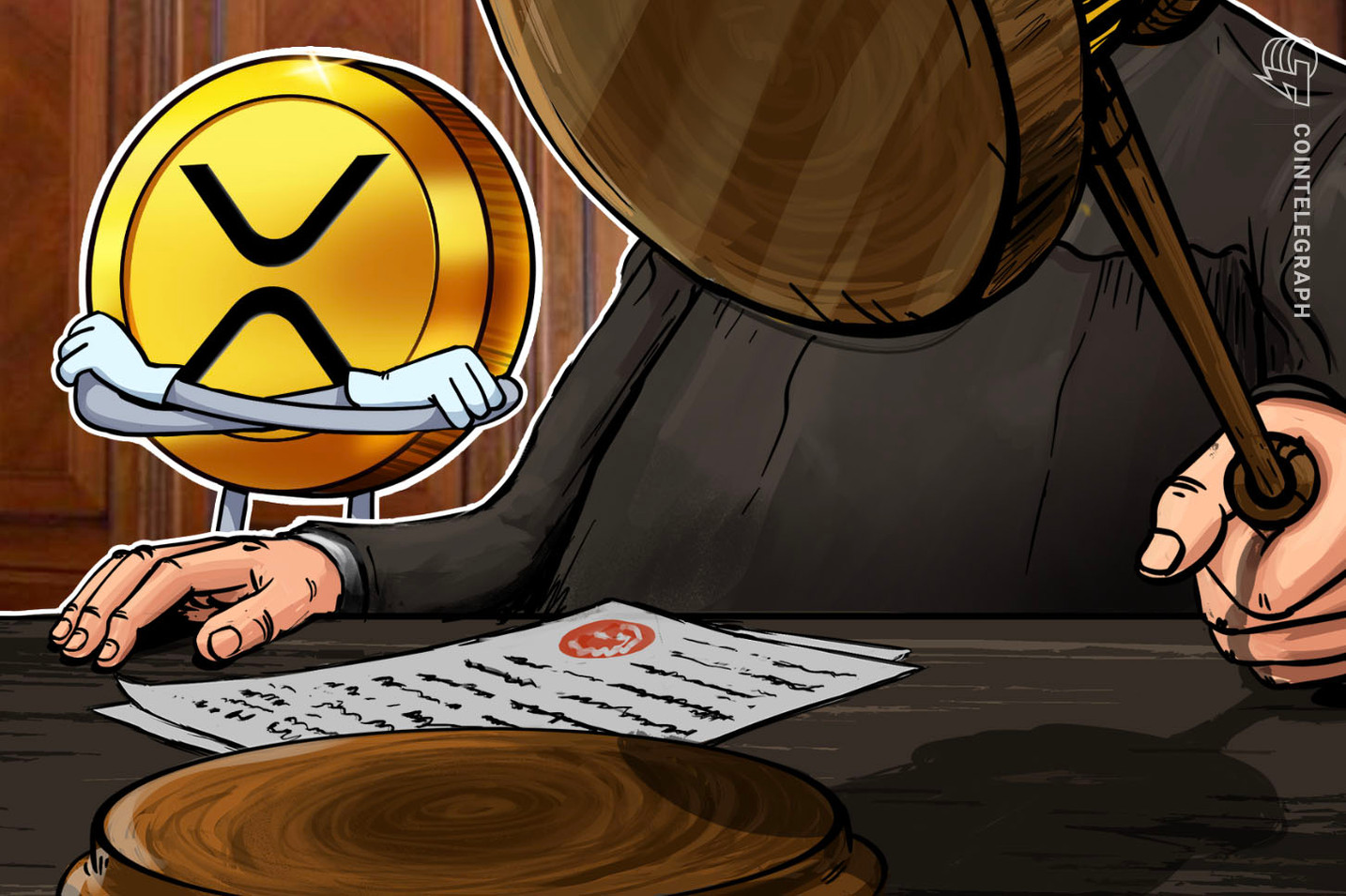 SEC unveils suit against Ripple, calling XRP a '$1.3B unregistered securities offering'