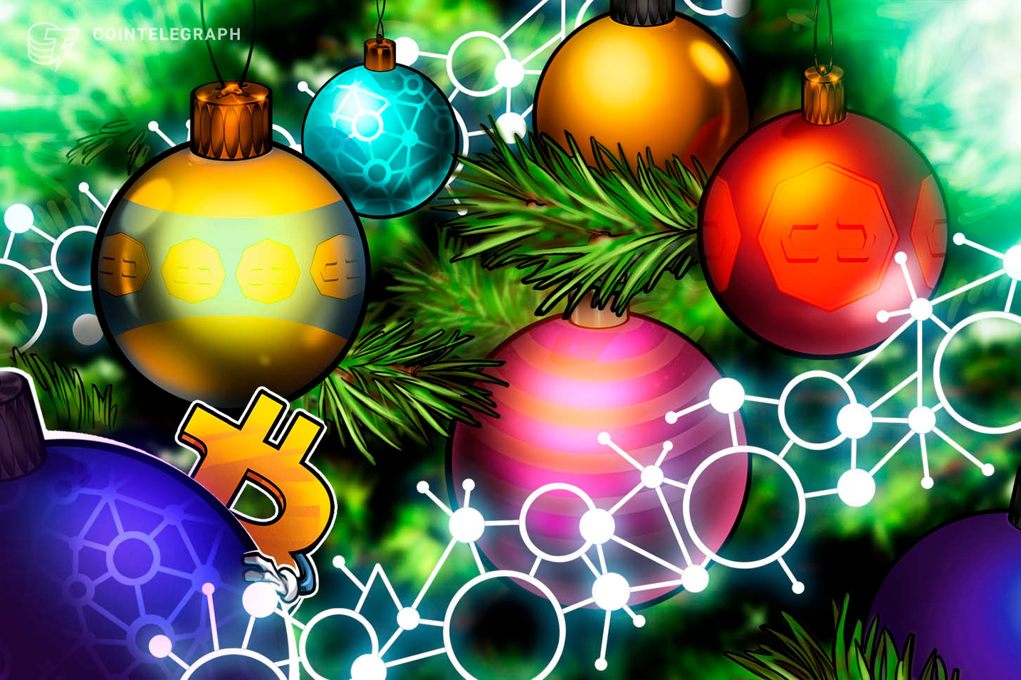 Forget the milk and cookies, Santa is accepting Bitcoin this holiday season
