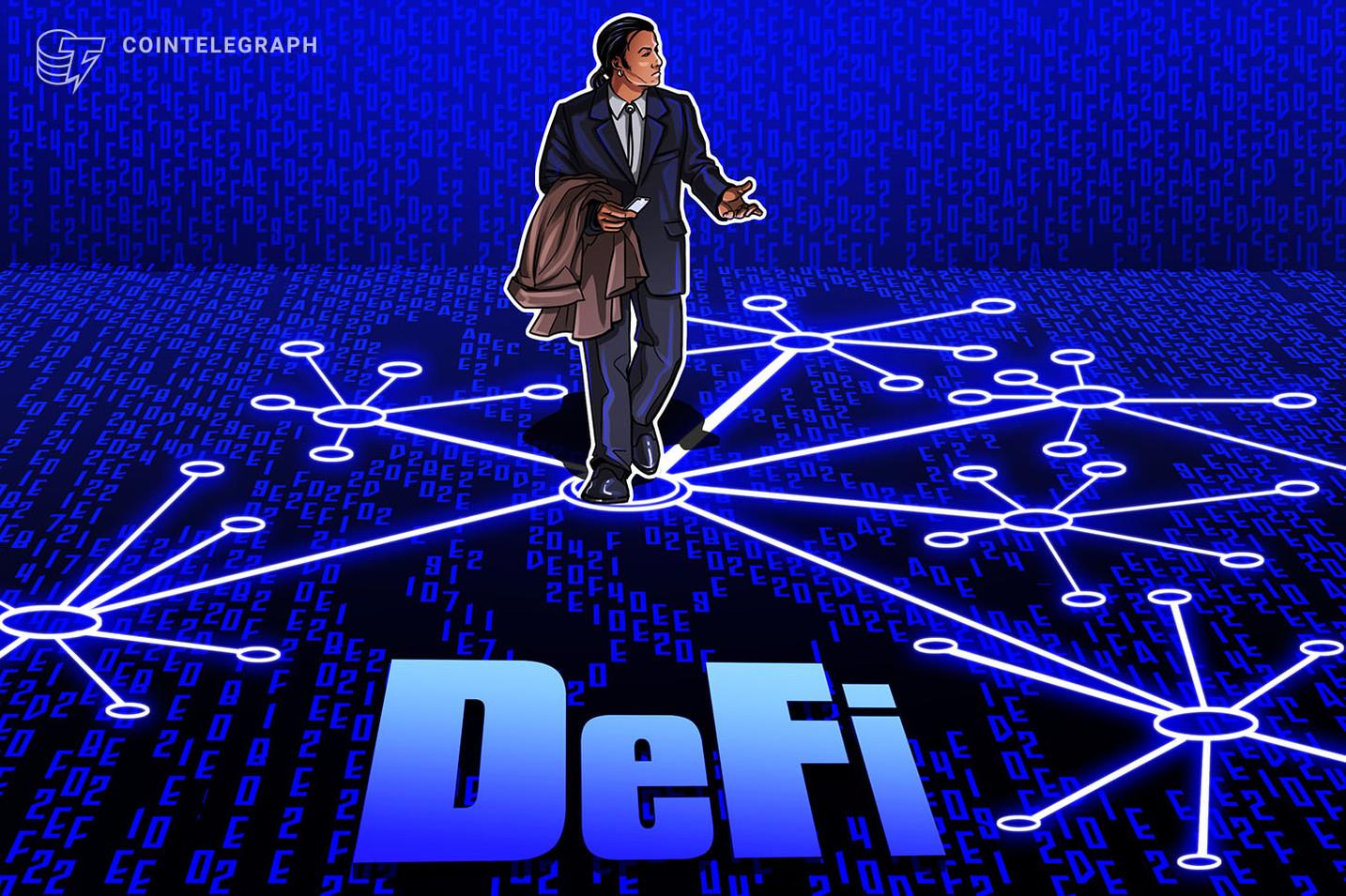 Finance Redefined: Pero, ¿qué es una fusión de DeFi?