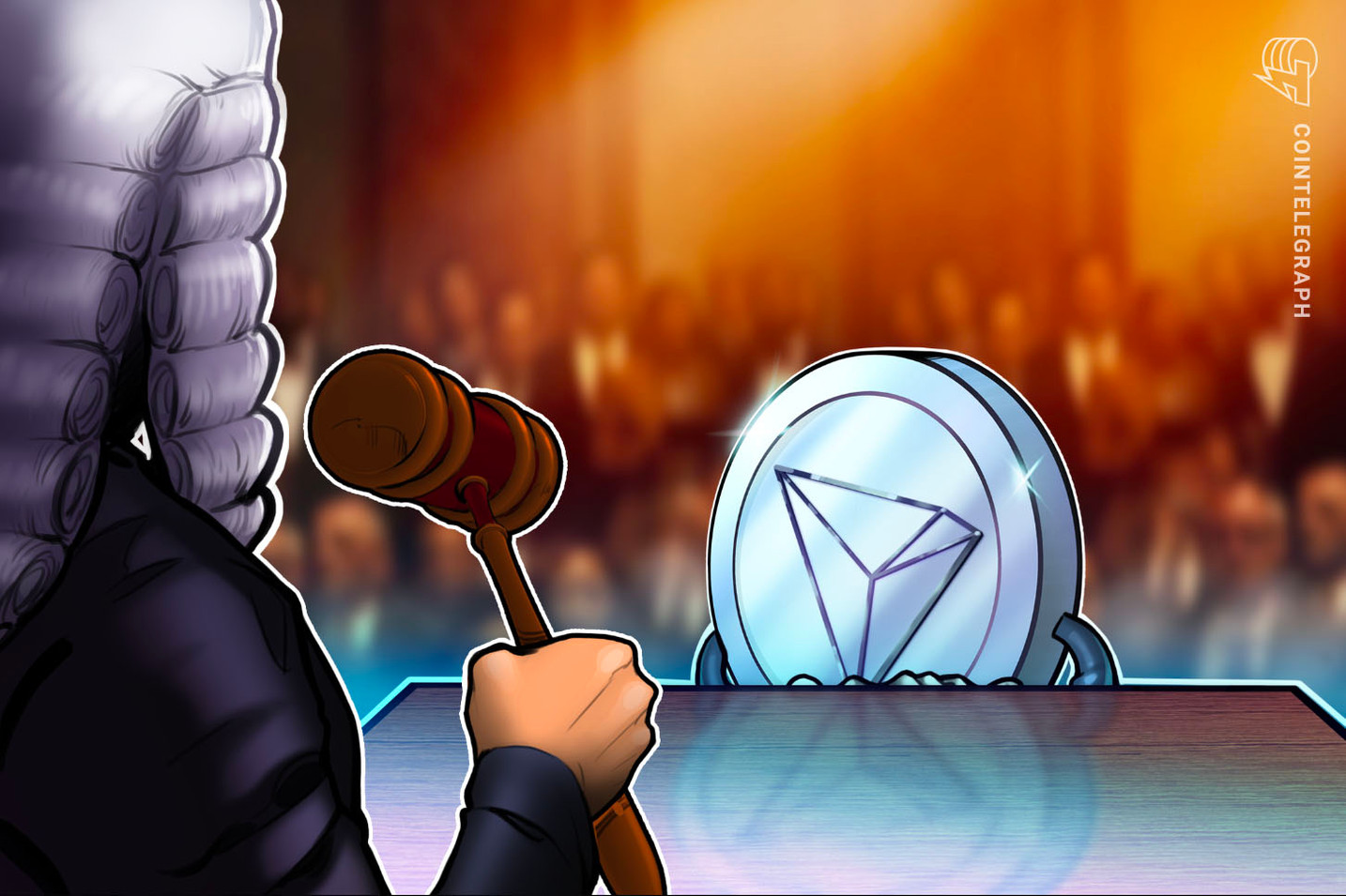 Tron asks NY judge to turf ICO suit from Binance bag holders