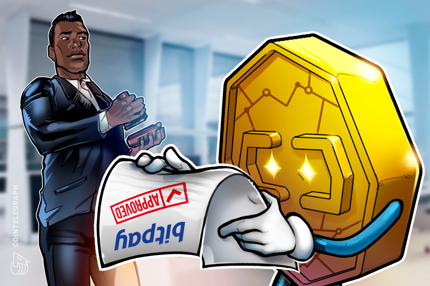BitPay files with OCC to become national crypto-native trust bank