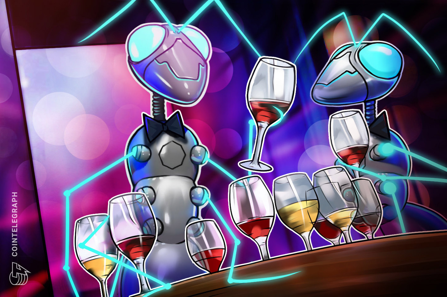 Blockchain-powered Bordeaux? IBM announces wine supply chain tracing system