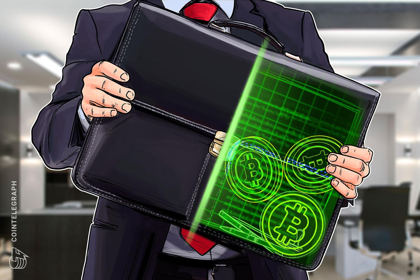 """CoinShares en la CNBC: """"Podrías ser despedido si no posees Bitcoin"""""""