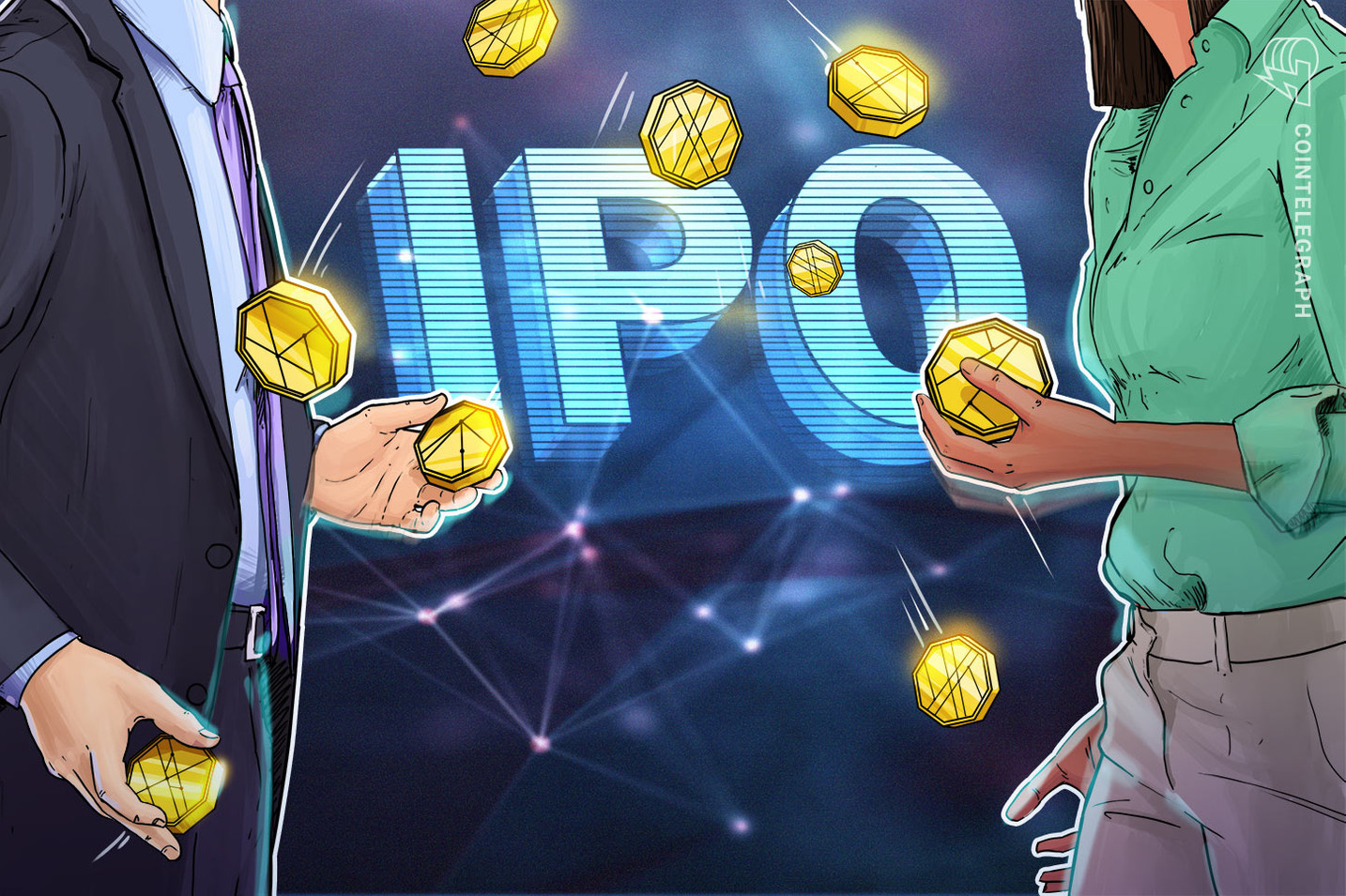 Coinbase reportedly taps Goldman Sachs for IPO