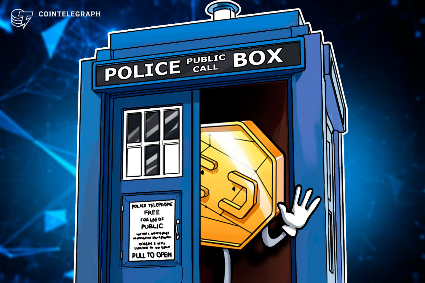 BBC gets into blockchain tokens with Doctor Who: Worlds Apart