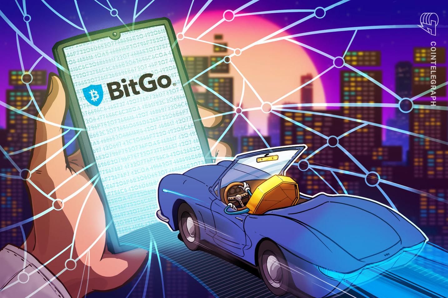 Ativos da BitGo chegam a US$ 16 bilhões à medida que a adoção institucional cresce