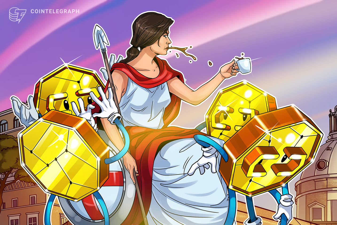 The Bitcoin revolution: The new 'Bank of England' is 'no bank at all'