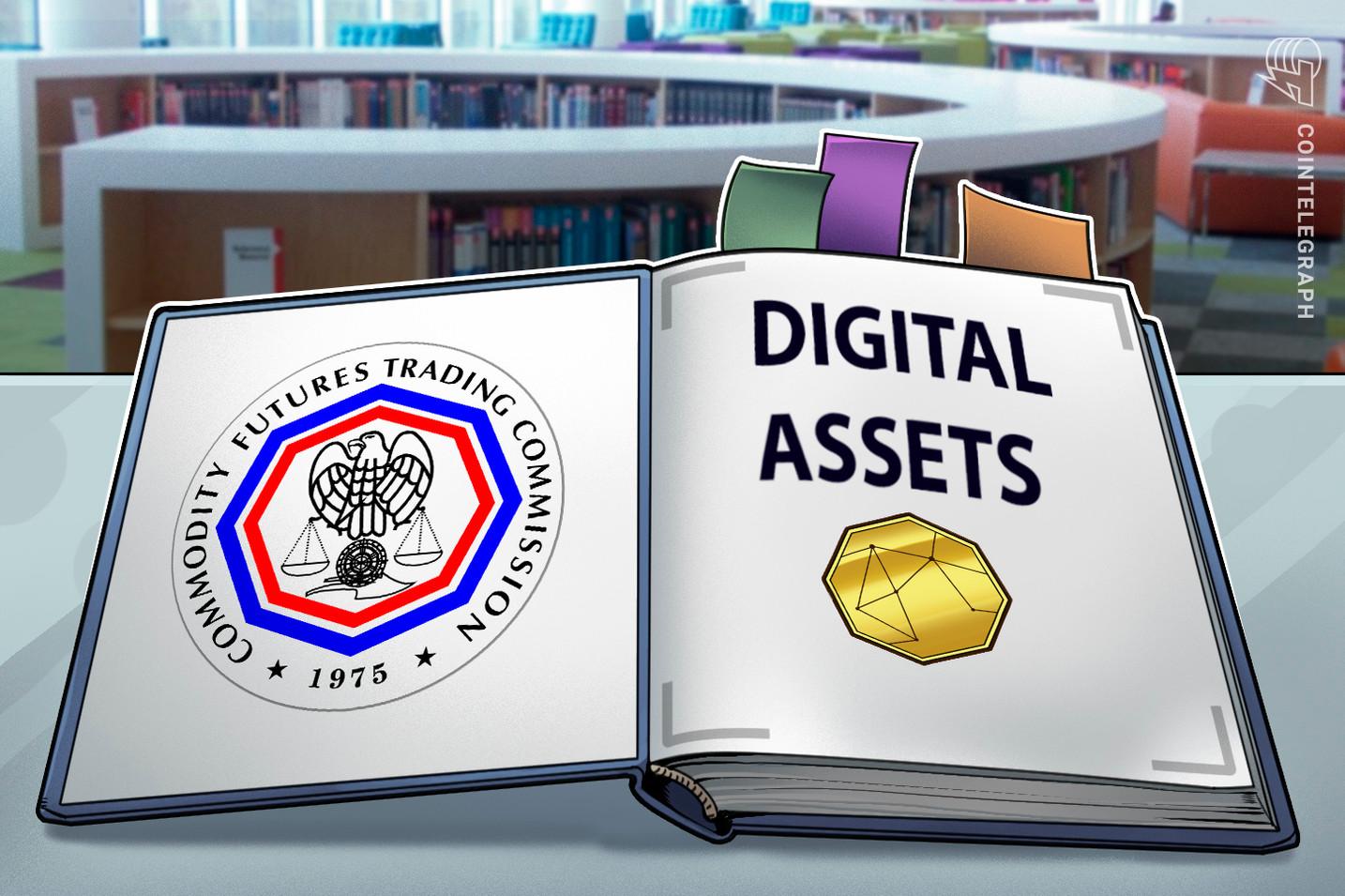 Dê uma olhada na cartilha mais recente do LabCFTC sobre ativos digitais