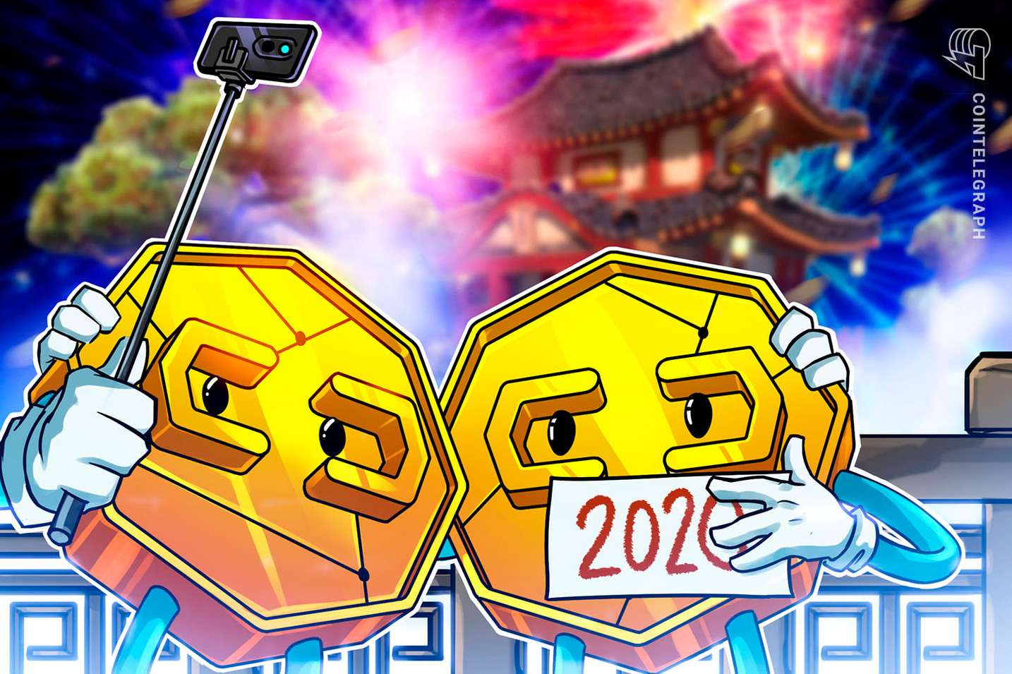China's crypto landscape: How CBDCs drove blockchain adoption in 2020