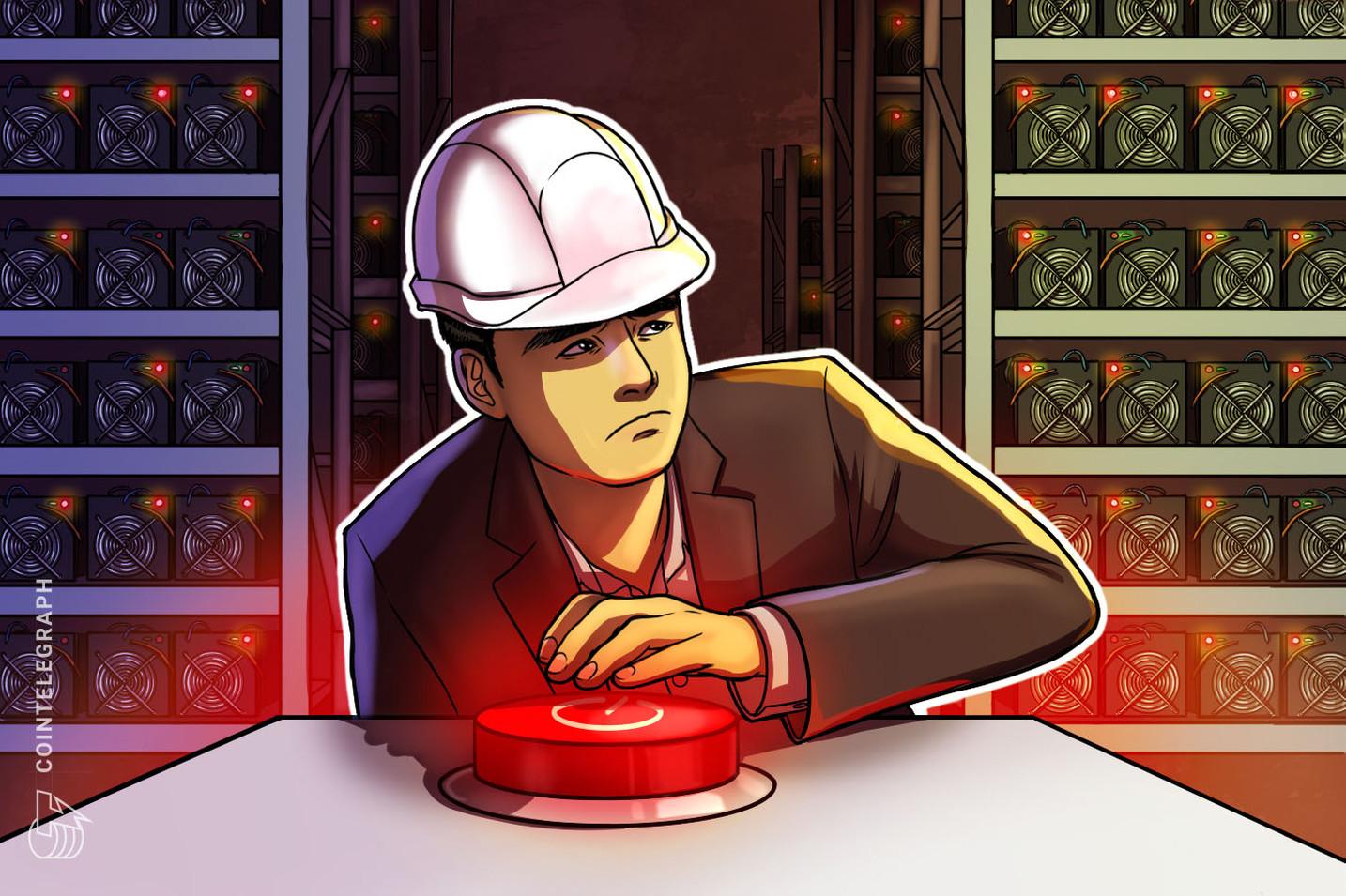 Nello Yunnan, in Cina, le autorità interrompono la fornitura di energia per i miner