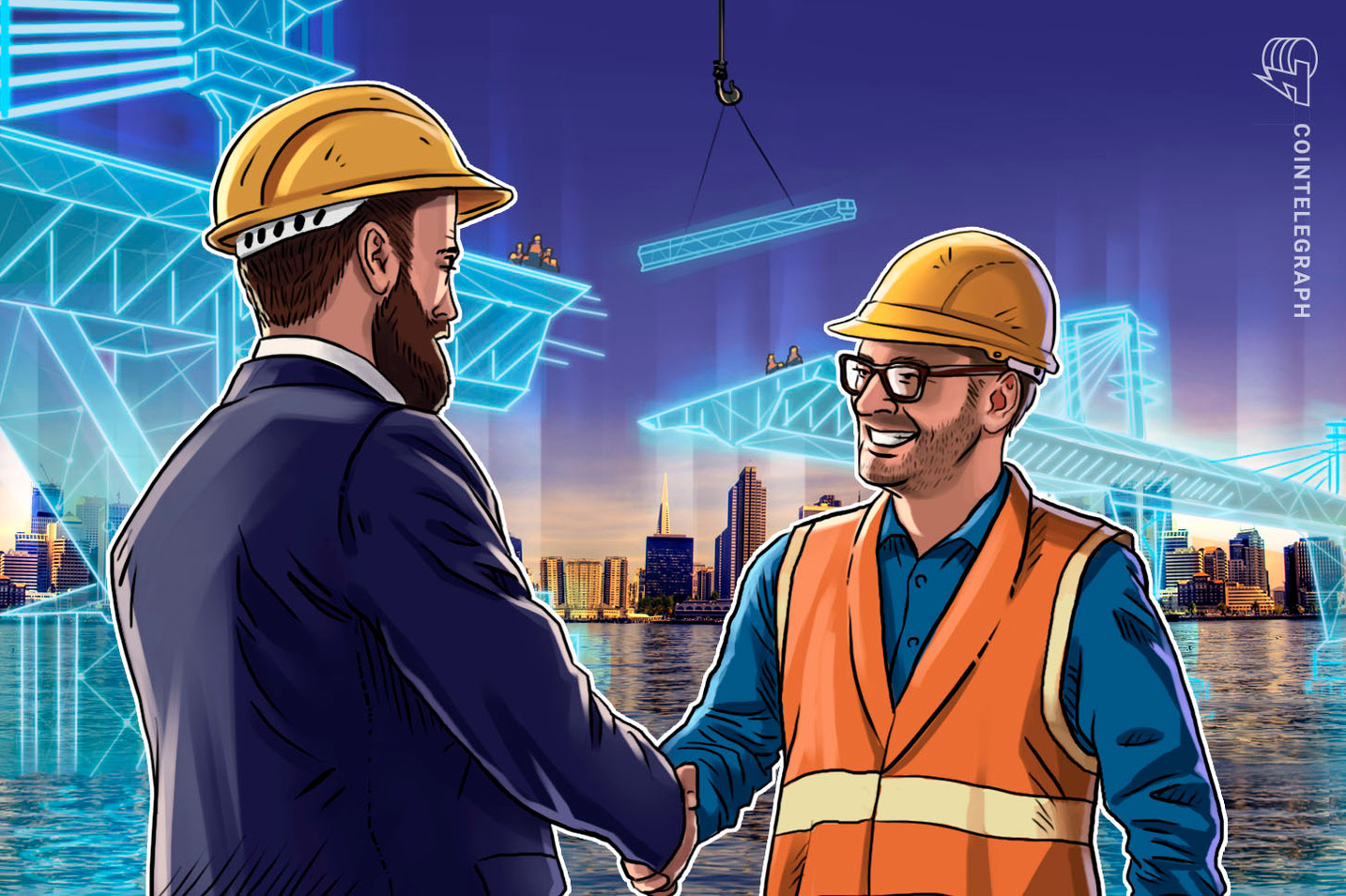 RSK lanza un puente 'trustless' de Bitcoin llamado Powpeg