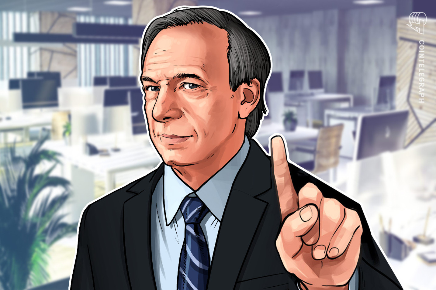 'A flood of money and credit' — Ray Dalio's new Bitcoin praise echoes MicroStrategy
