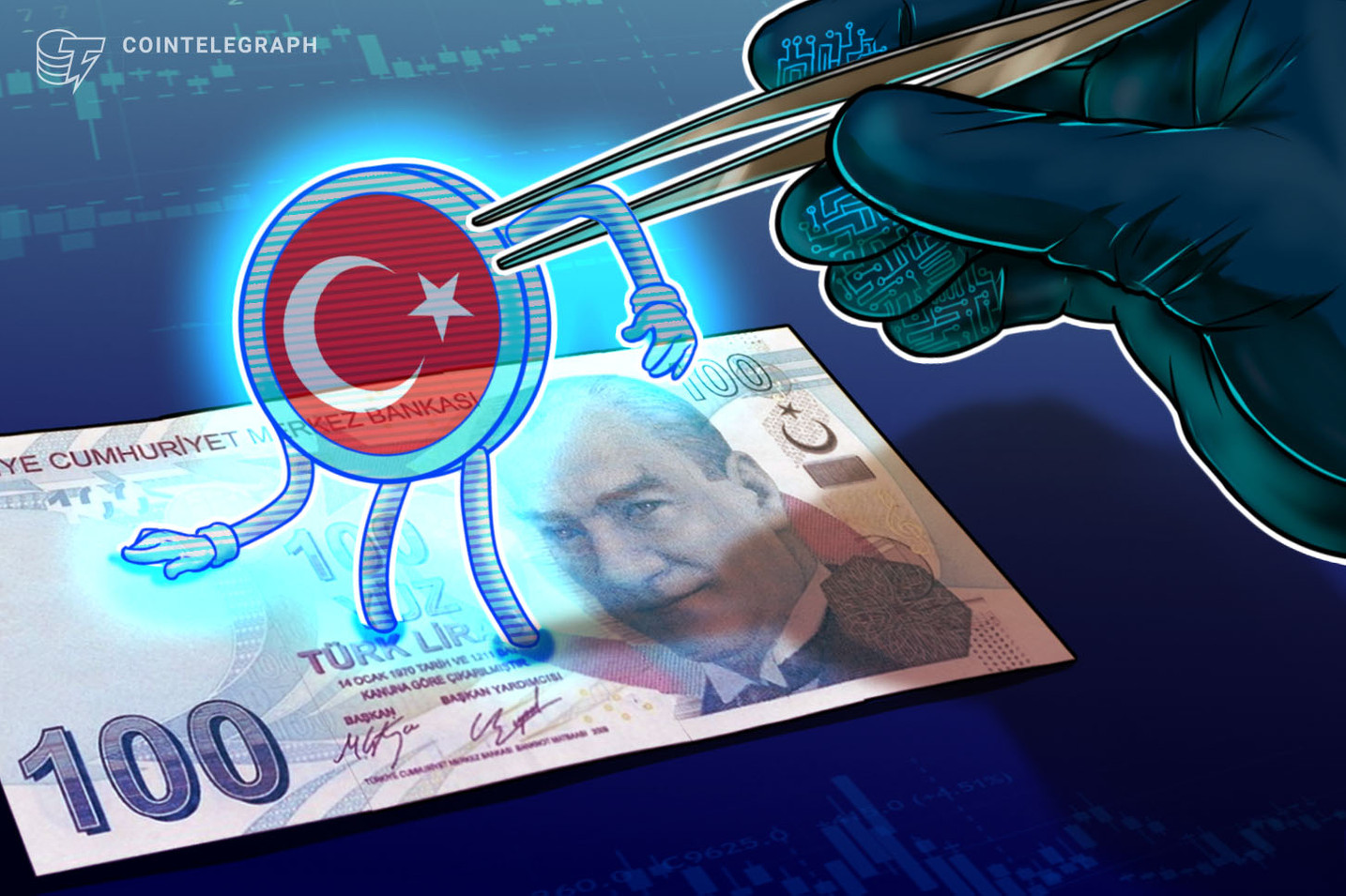 Amid inflation woes, Turkey announces CBDC tests planned for 2021