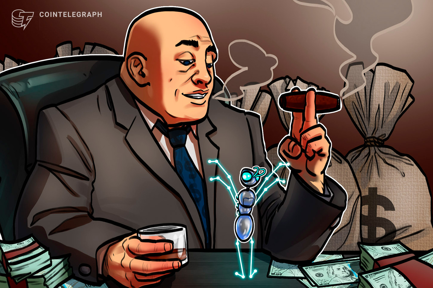CeFi and DeFi will finally meet in 2021 — Let's hope they hit it off