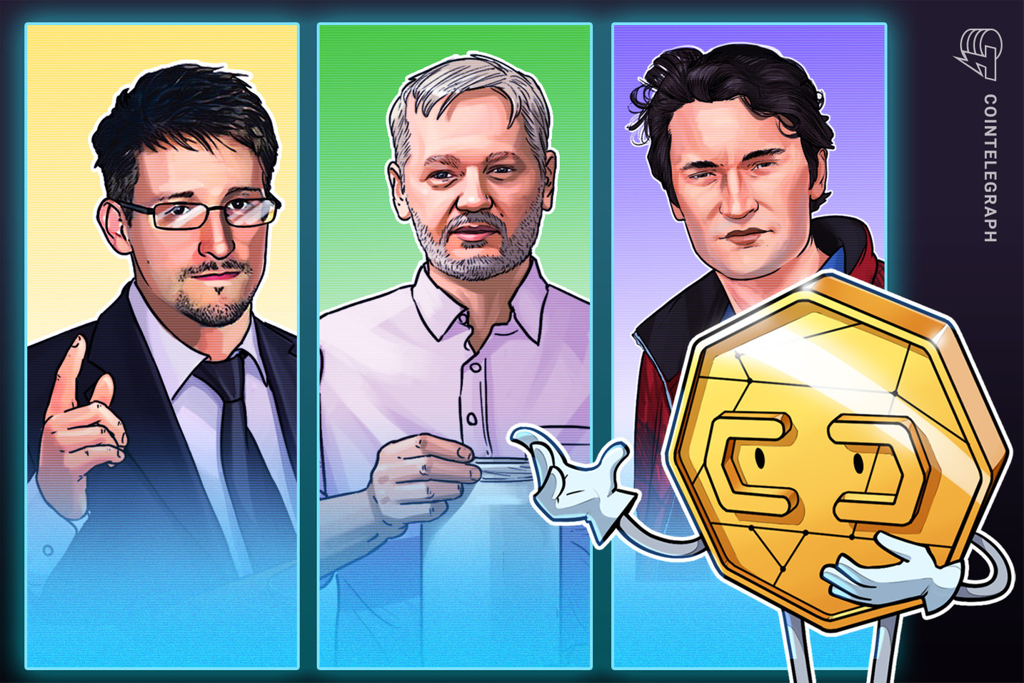 Crypto players plead presidential pardon case for Ross Ulbricht