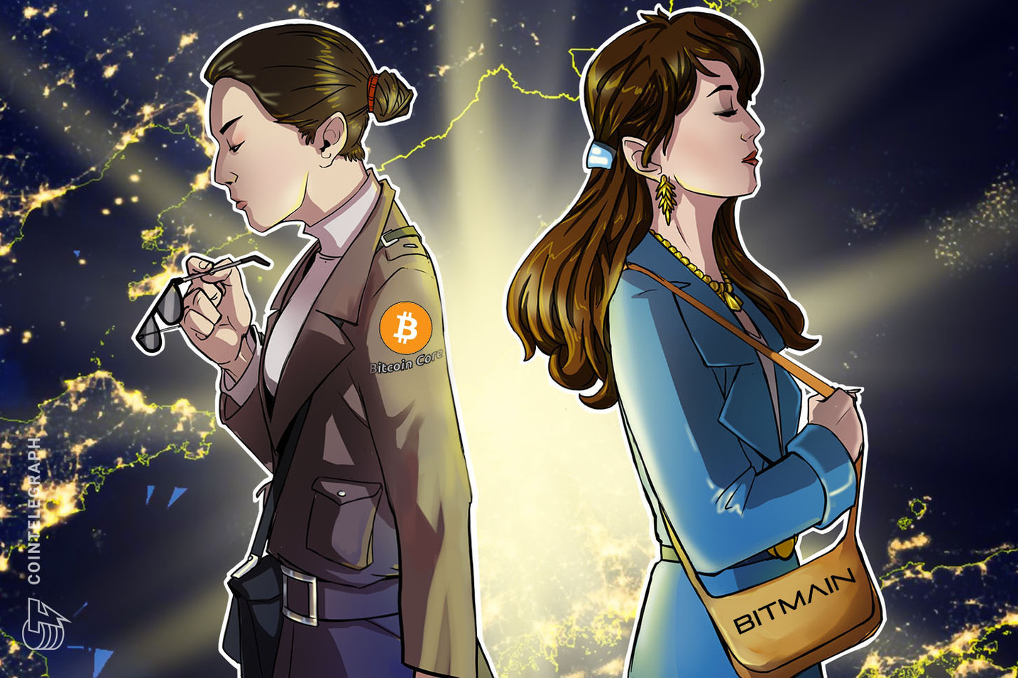 Bitmain reportedly cuts off funding to Bitcoin Core developers