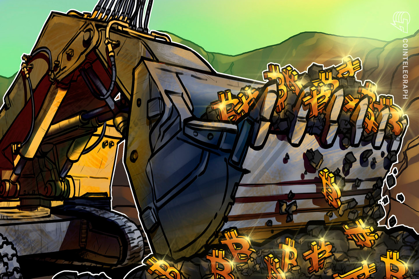 From mom's house to warehouse: Bitcoin mining is going industrial