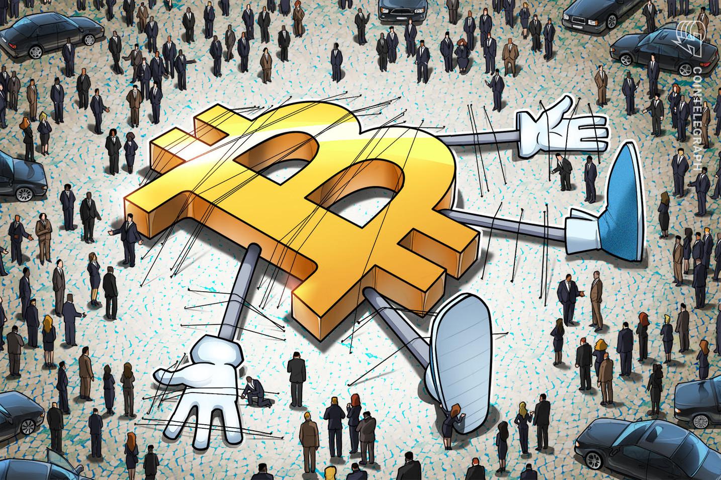 """El precio de Bitcoin corre el riesgo de perder el """"nivel técnico crítico"""" a la vez que las acciones están bajo presión"""