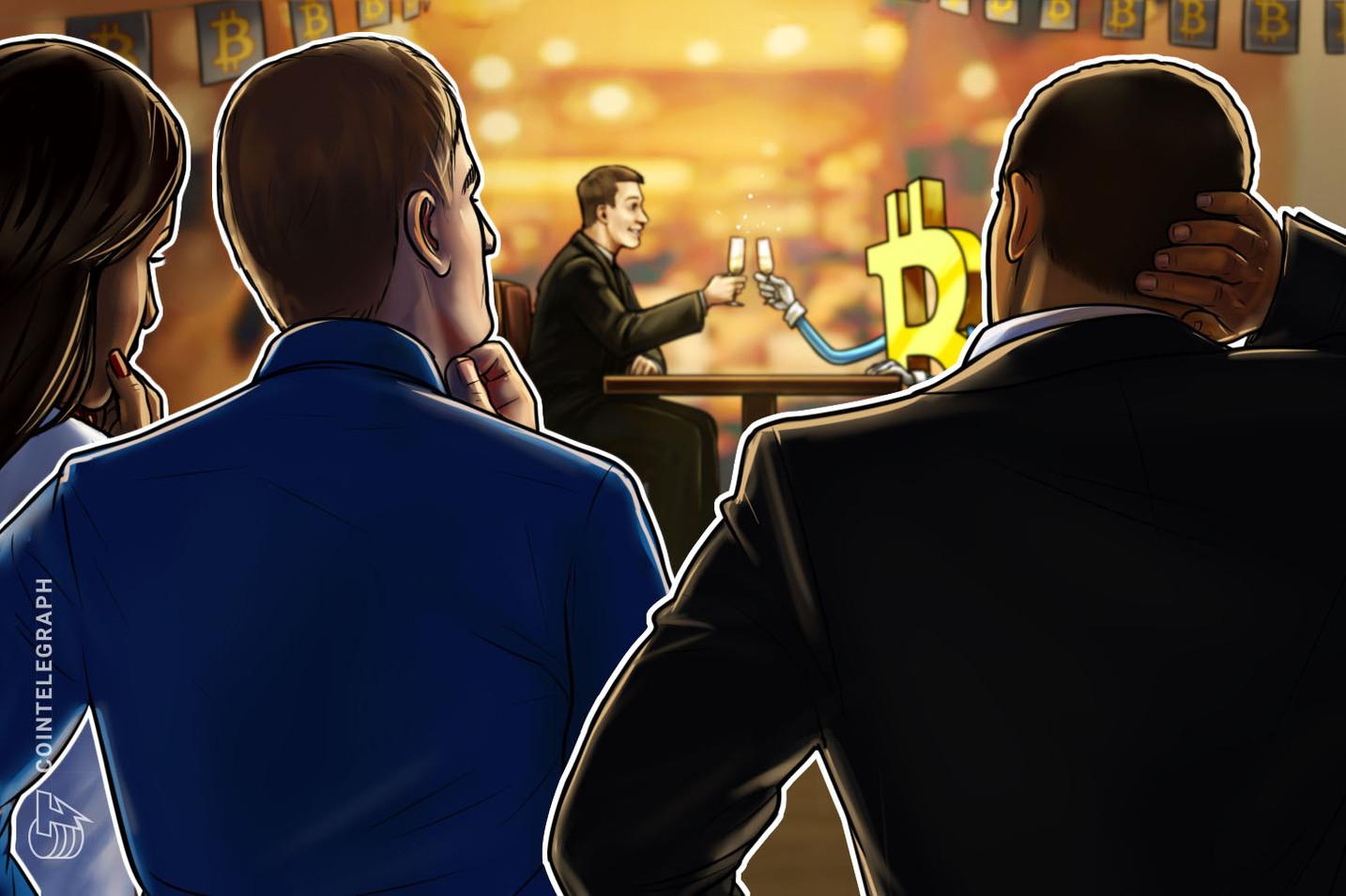Los asesores financieros están apostando por Bitcoin como cobertura