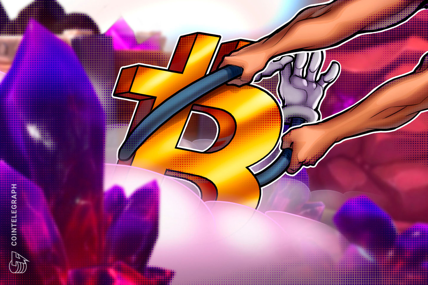 Miners affiliated with Bitcoin's largest mining pool may be behind the recent drop