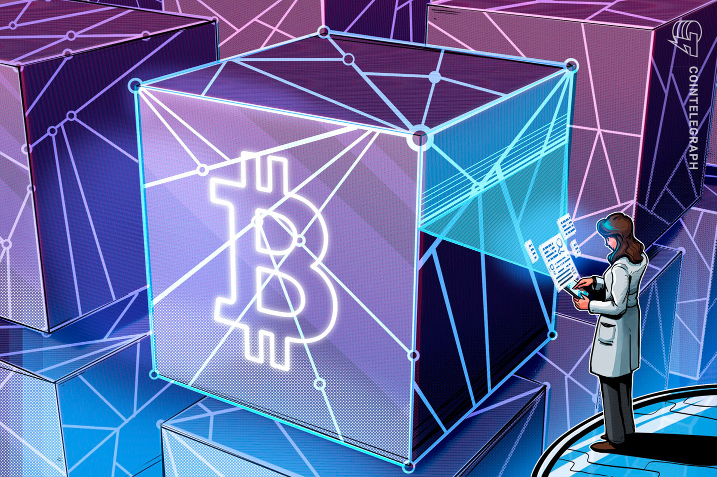 Bitcoin can scale on chain just fine as a store of value, Blockdaemon CEO suggests