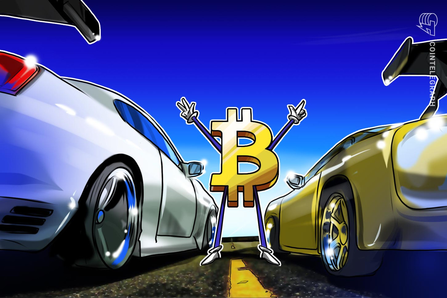 One Bitcoin at $34K now buys one Tesla after Elon Musk has a Dogecoin Christmas