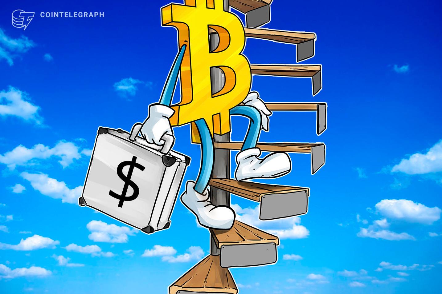 El precio de Bitcoin busca reanudar el ciclo alcista tras superar los USD 34,000