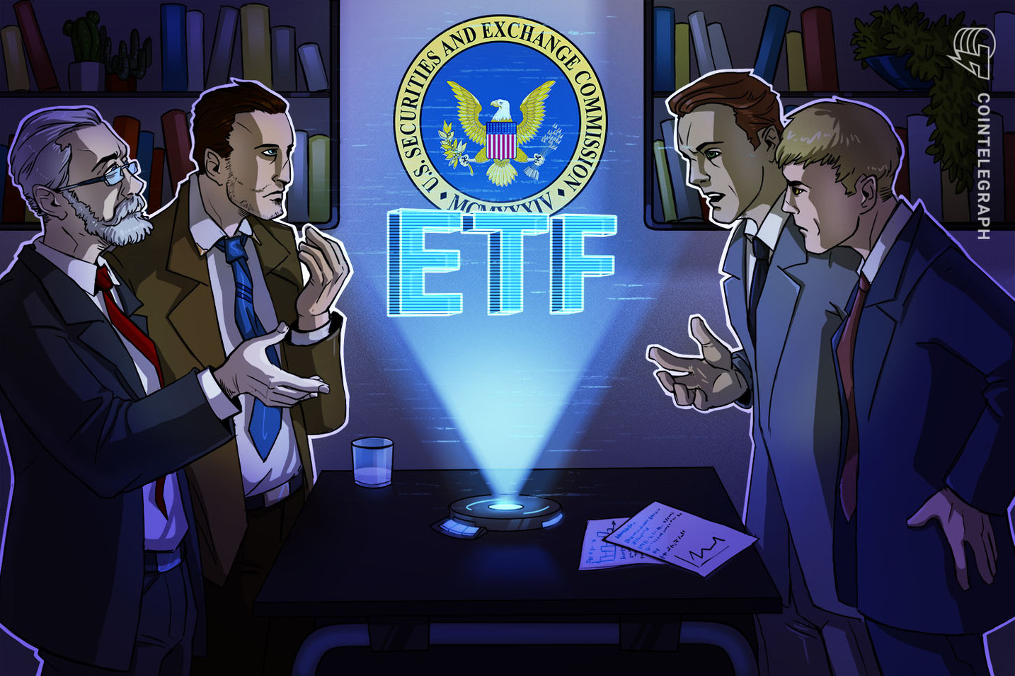 VanEck files with SEC for ETF that tracks crypto companies' performance