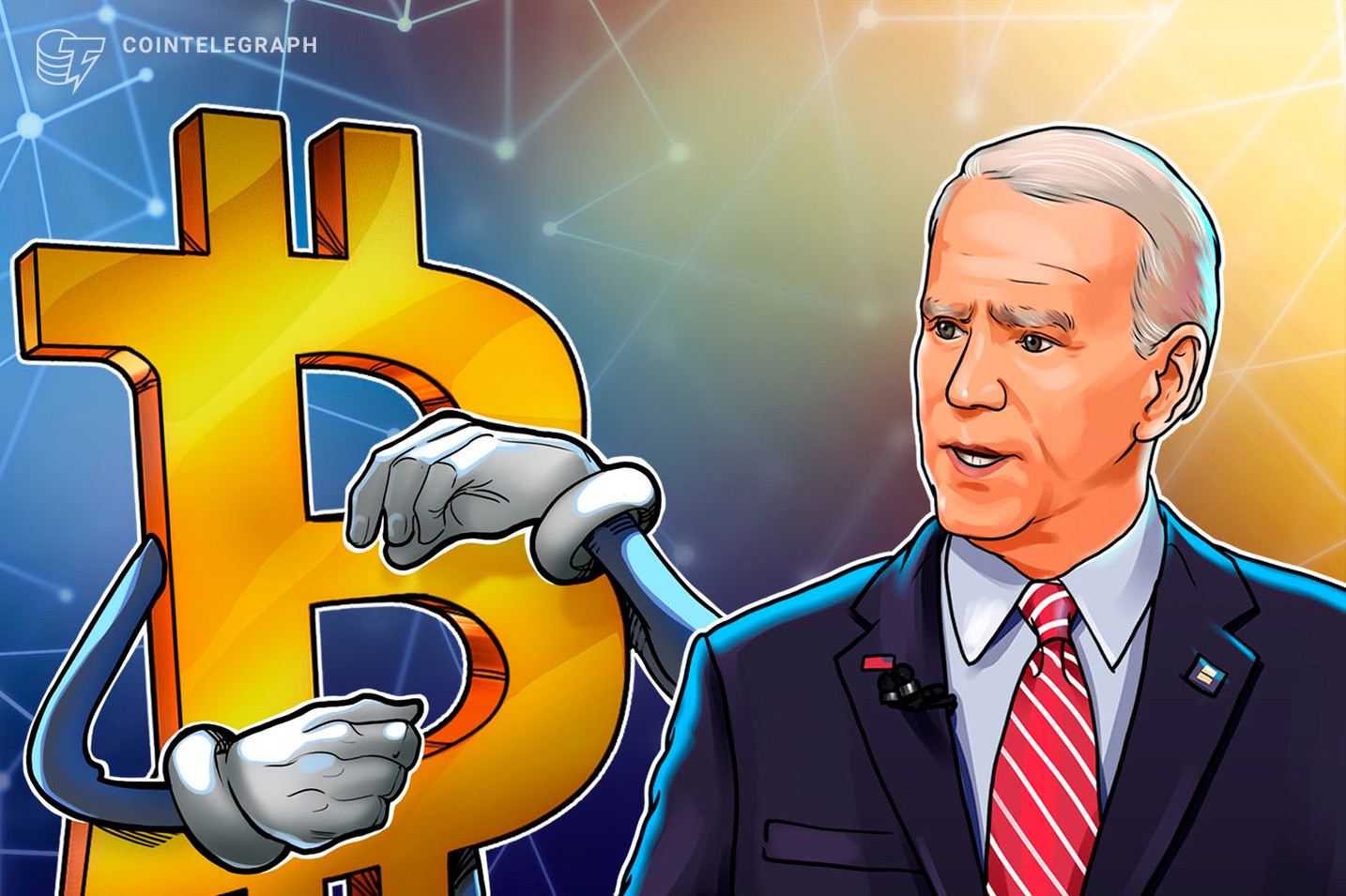 Bitcoin meets Biden: 5 things to watch for BTC price this week