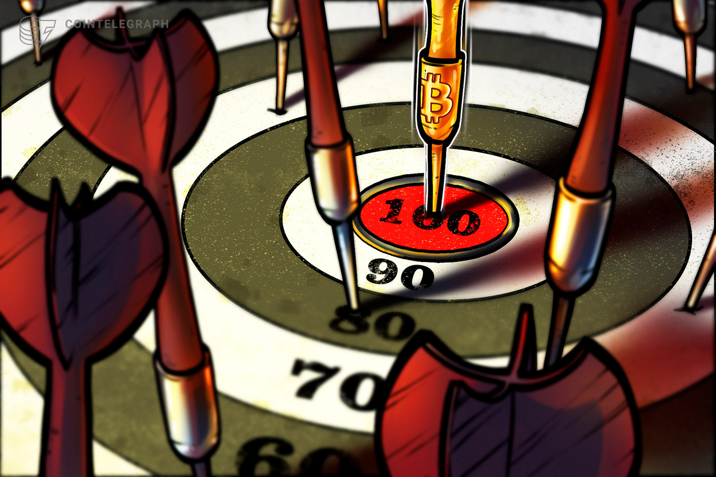 Believing, not seeing: Institutions still predict $100K Bitcoin price