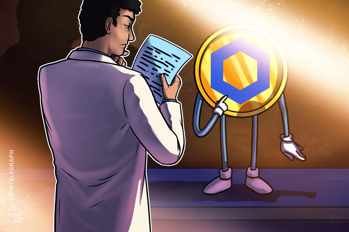 链接现在比Litecoin更大,链接价格达到24美元以上的新高-下一步是什么?