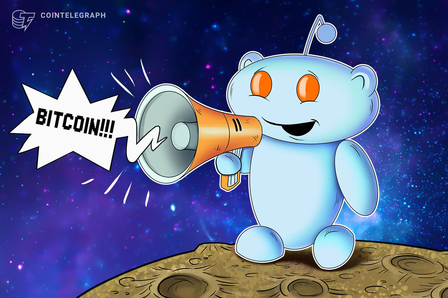 Reddit co-founder hoists the Bitcoin flag on Twitter amid price surge