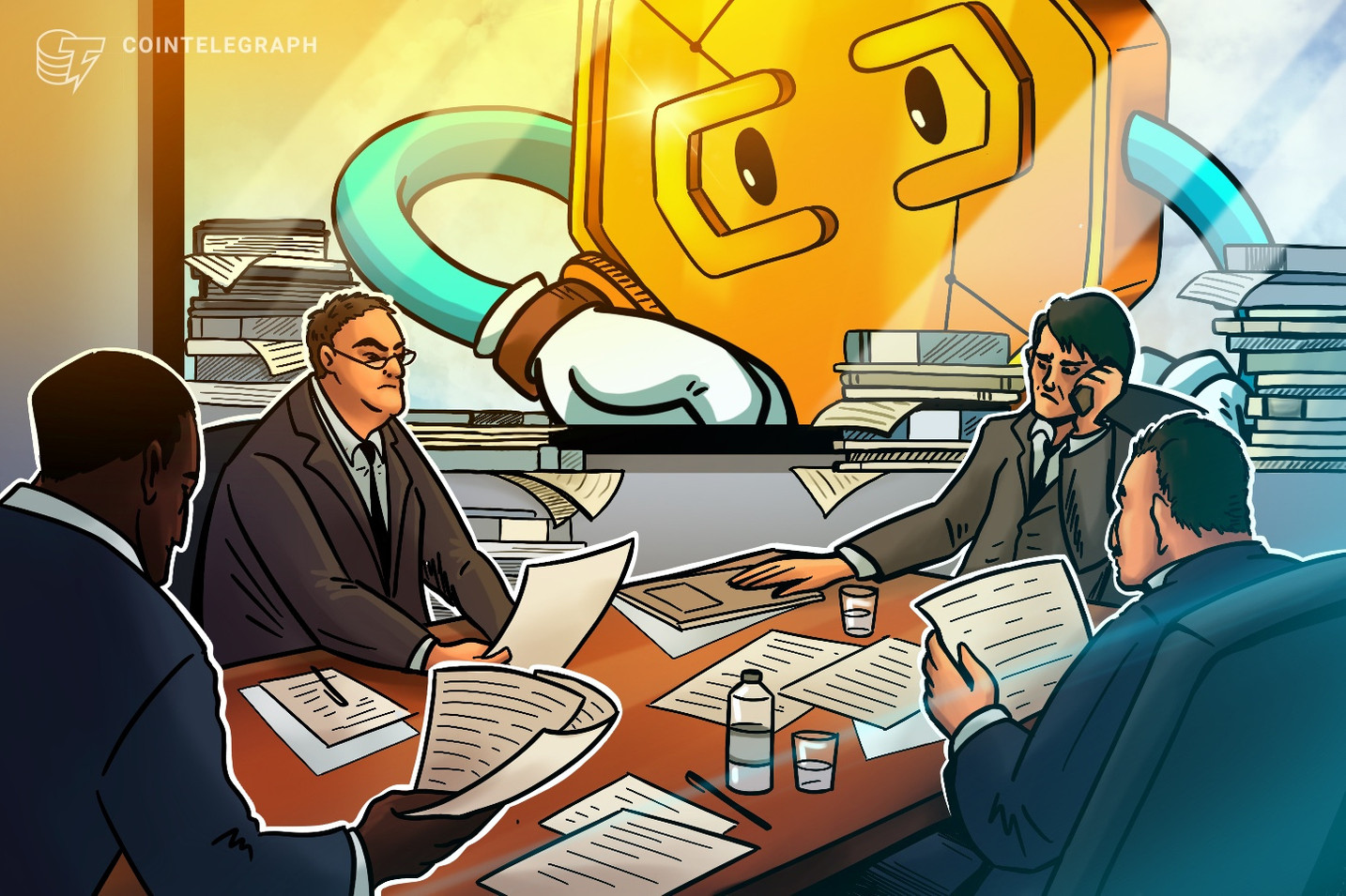 JPMorgan Chase execs weigh in on stablecoin regulation, crypto competition