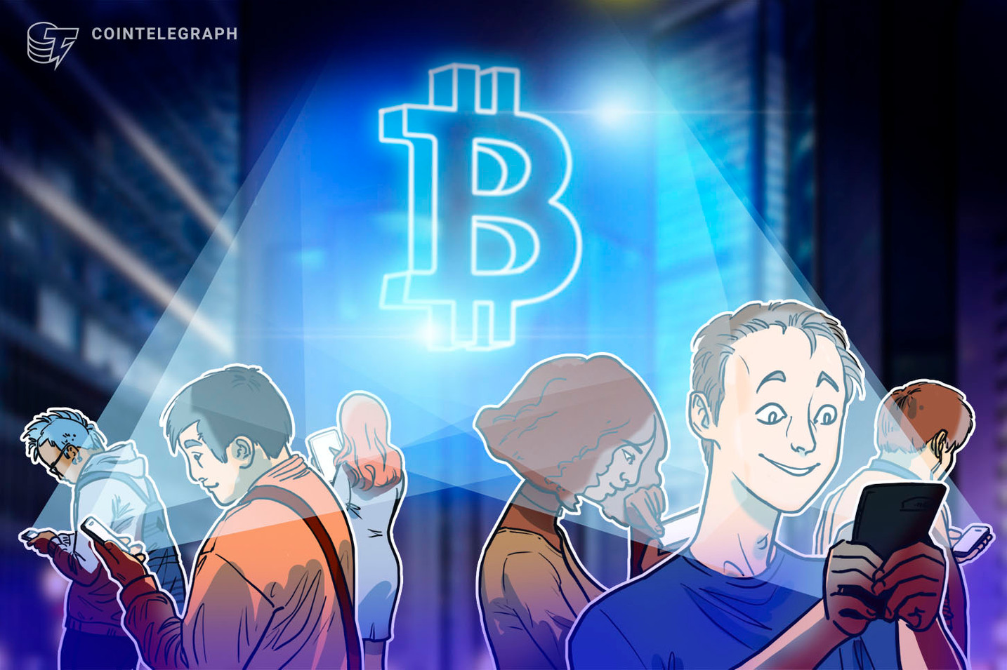Social media interest in Bitcoin hits all-time high