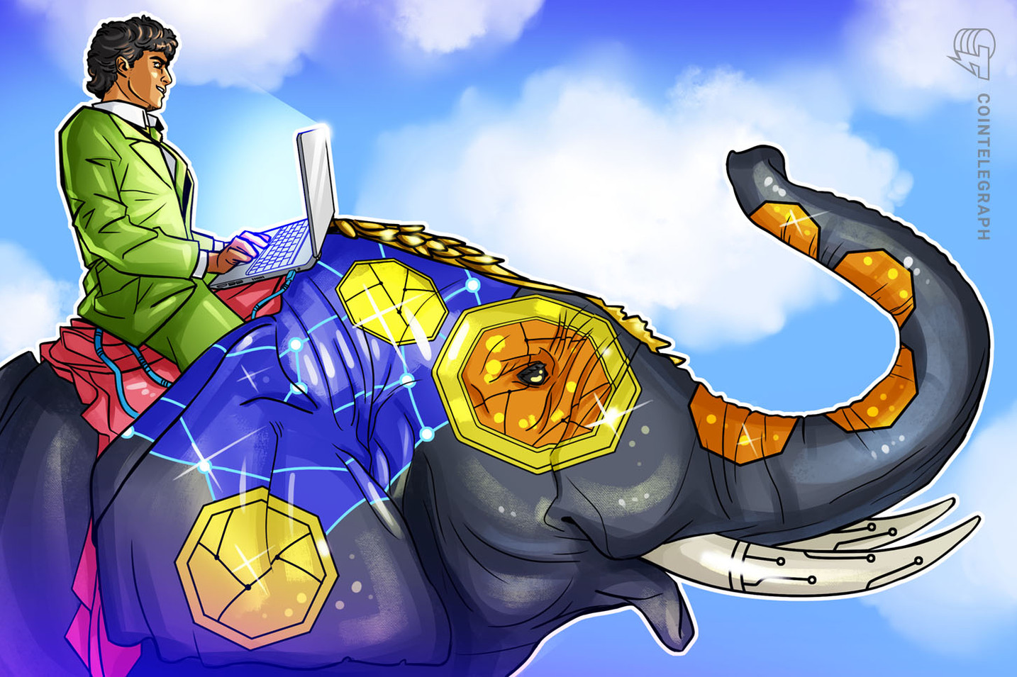 Reserve Bank of India 'exploring the possibility' of a digital currency