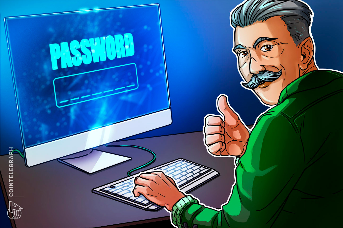 Programmer has two password guesses left before losing $266M in Bitcoin