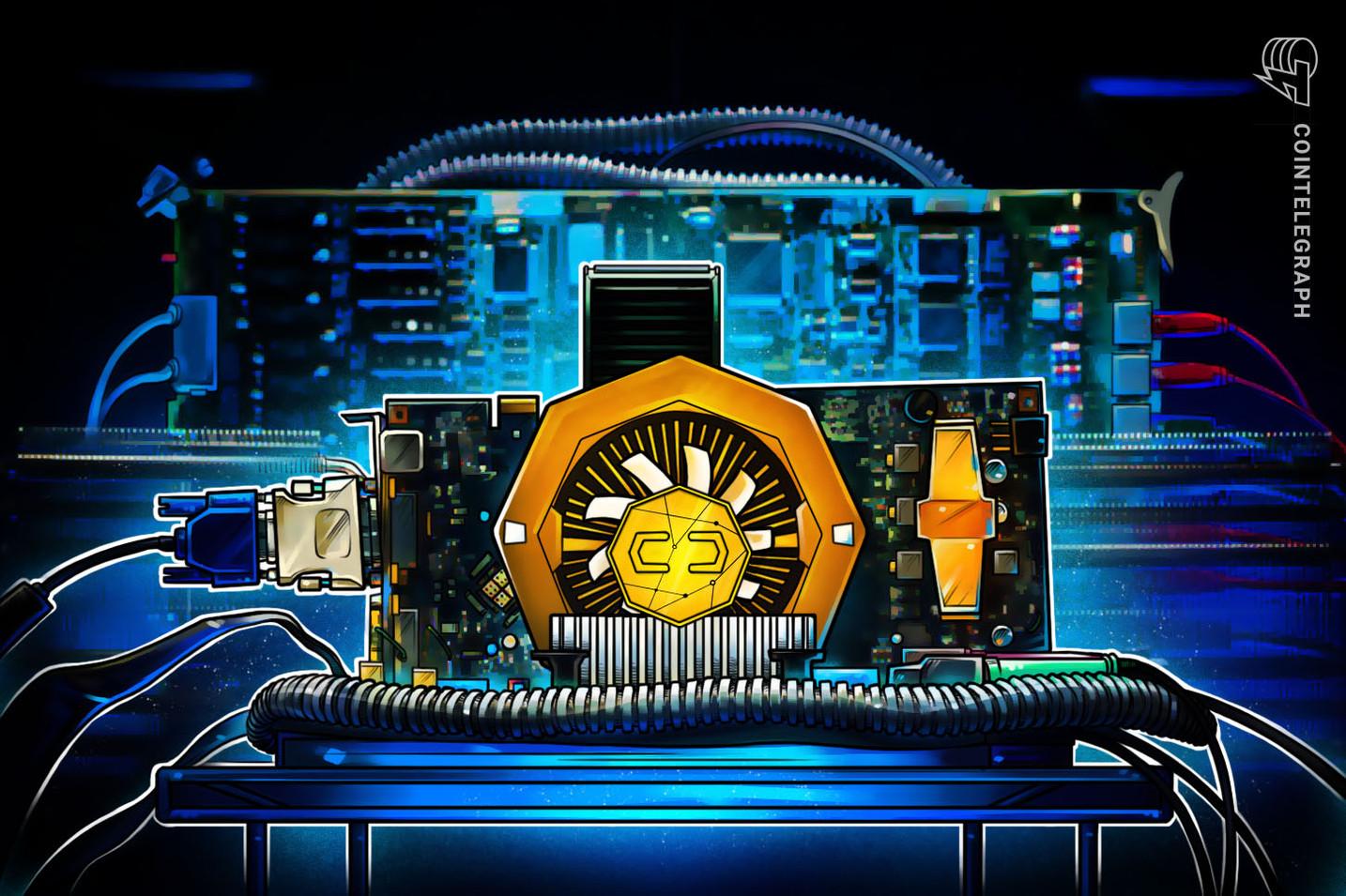 GPU大手のエヌビディア、仮想通貨マイニング需要が増加すれば専用製品の製造再開も