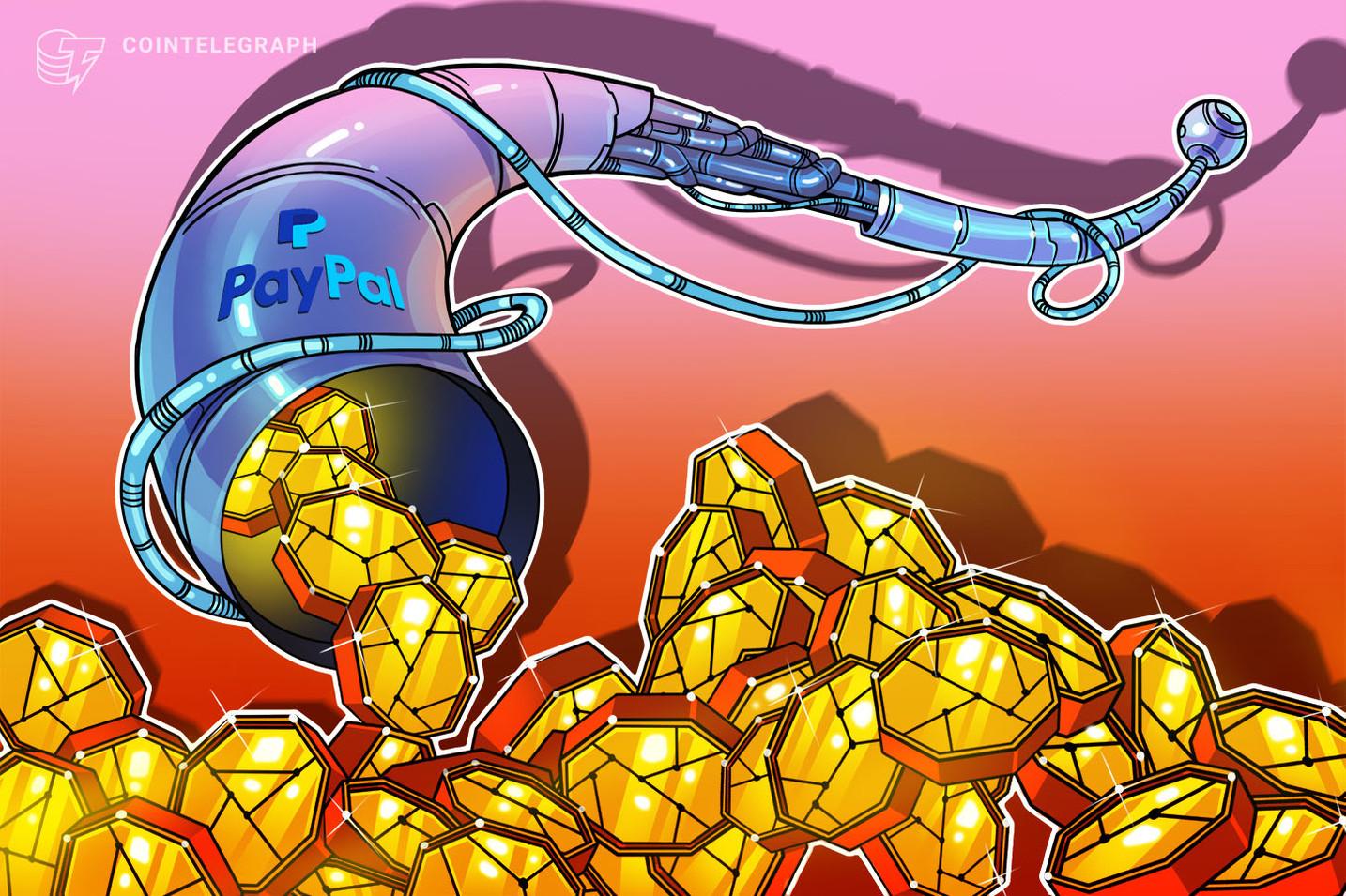 PayPal'in kripto işlem hacmi ikiye katlandı!