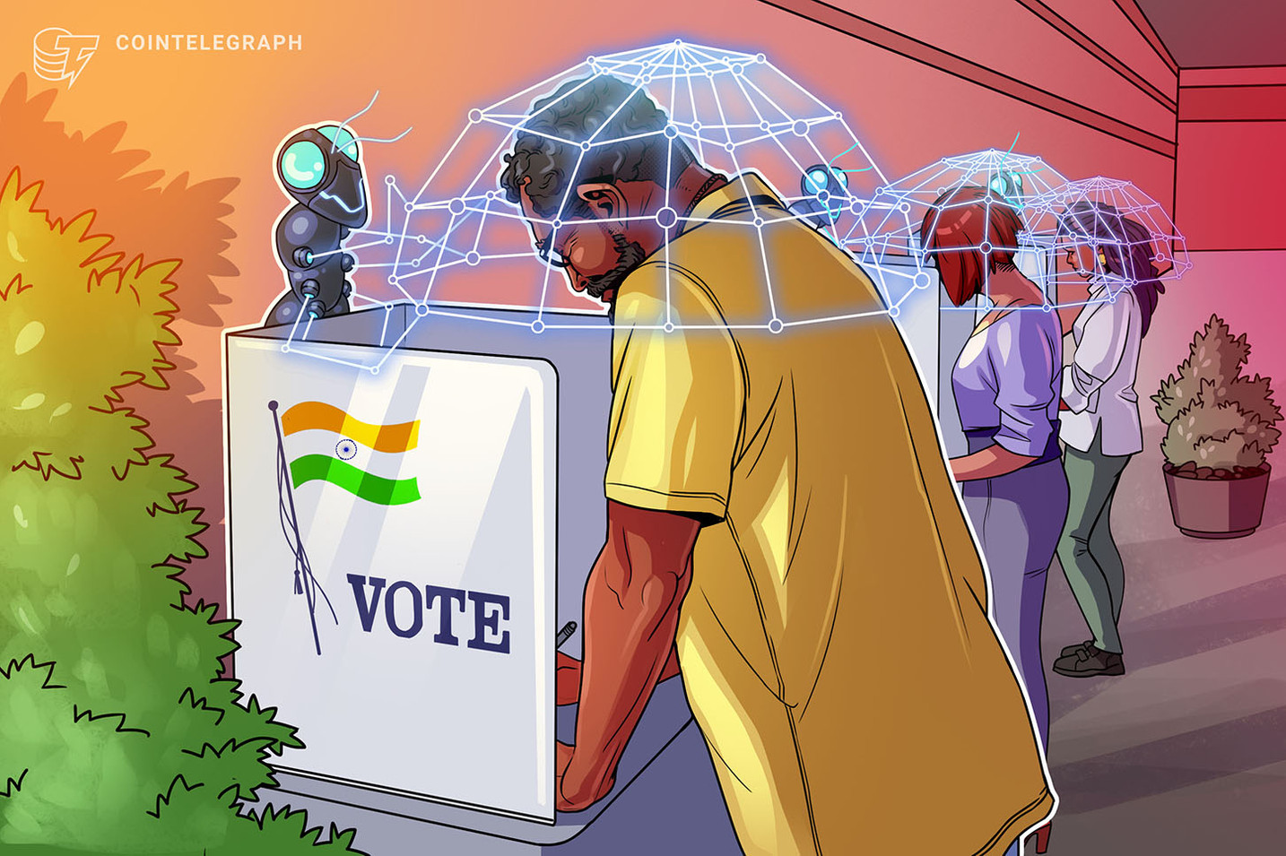 Blockchain-aided voting trials to begin in India