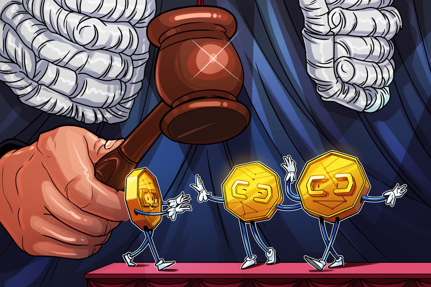 Dutch Bitcoin exchange drags central bank to court over wallet KYC rule