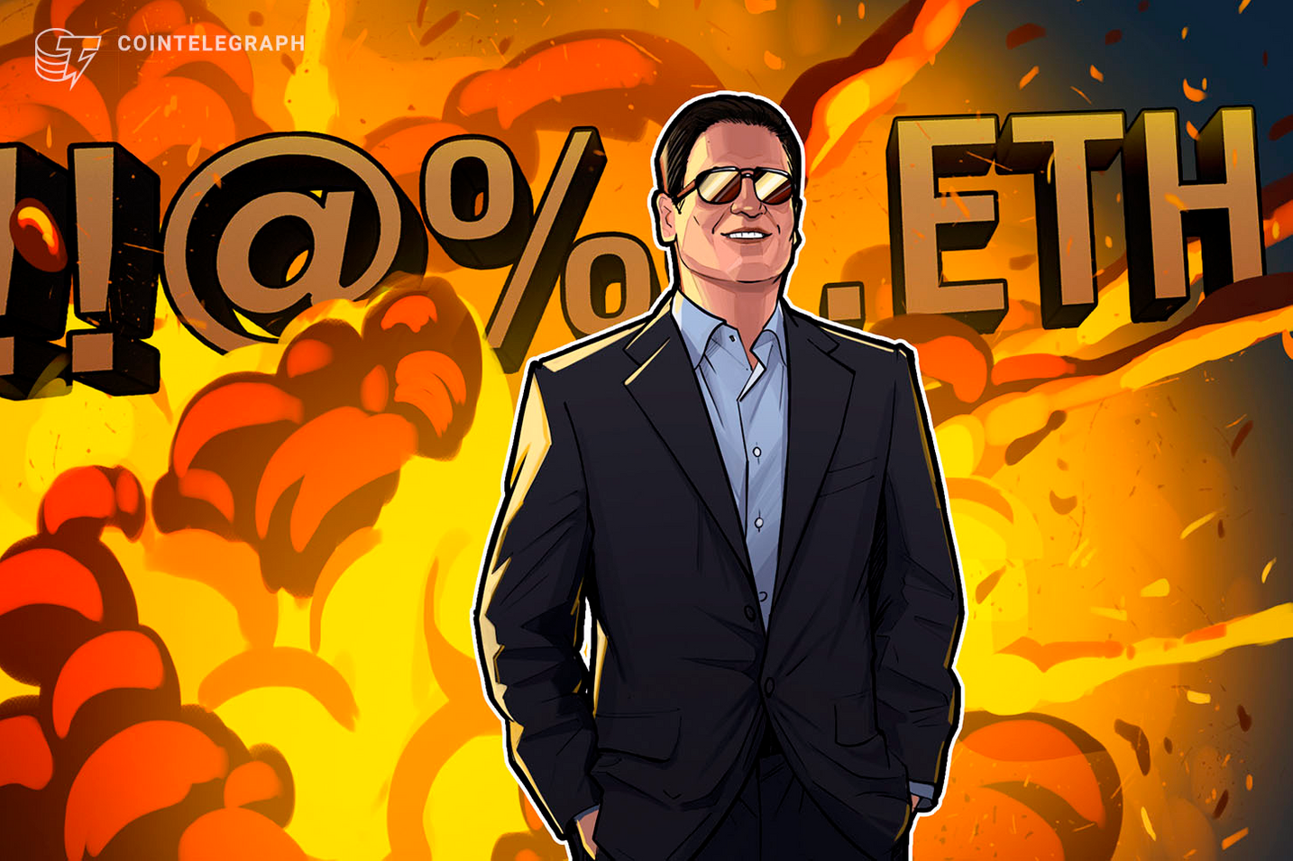 Mark Cuban issues burn notice on offensive ENS domain