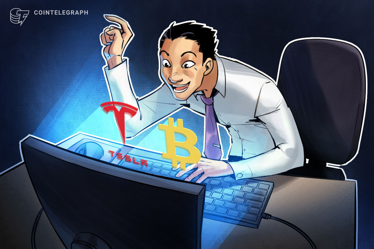 Bitcoin hits $43K all-time high as Tesla invests $1.5 billion in BTC