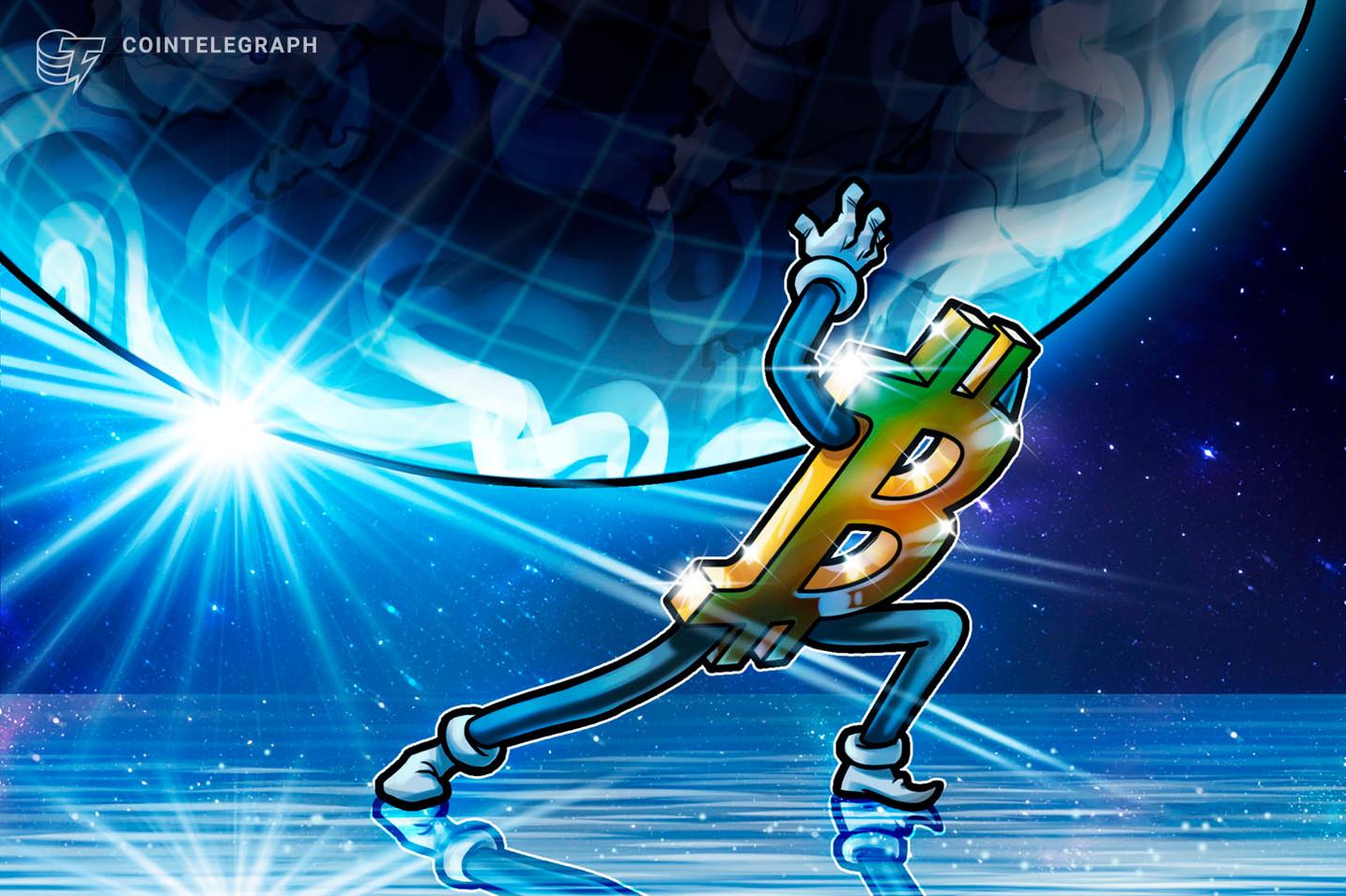 Bitcoin torna-se popular, pois as instituições detêm 3% do fornecimento de circulação do BTC