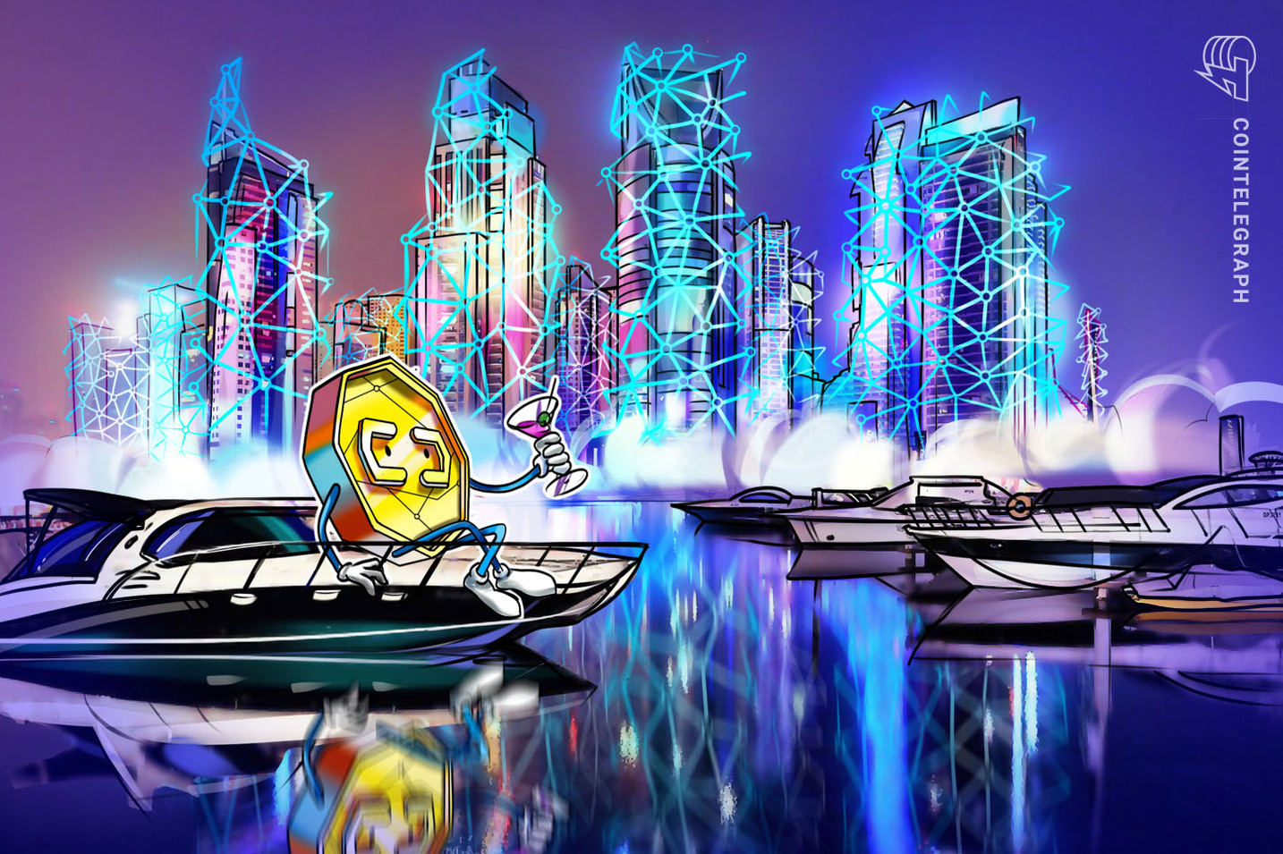 Dubai-based licensing company adopts cryptocurrency payments
