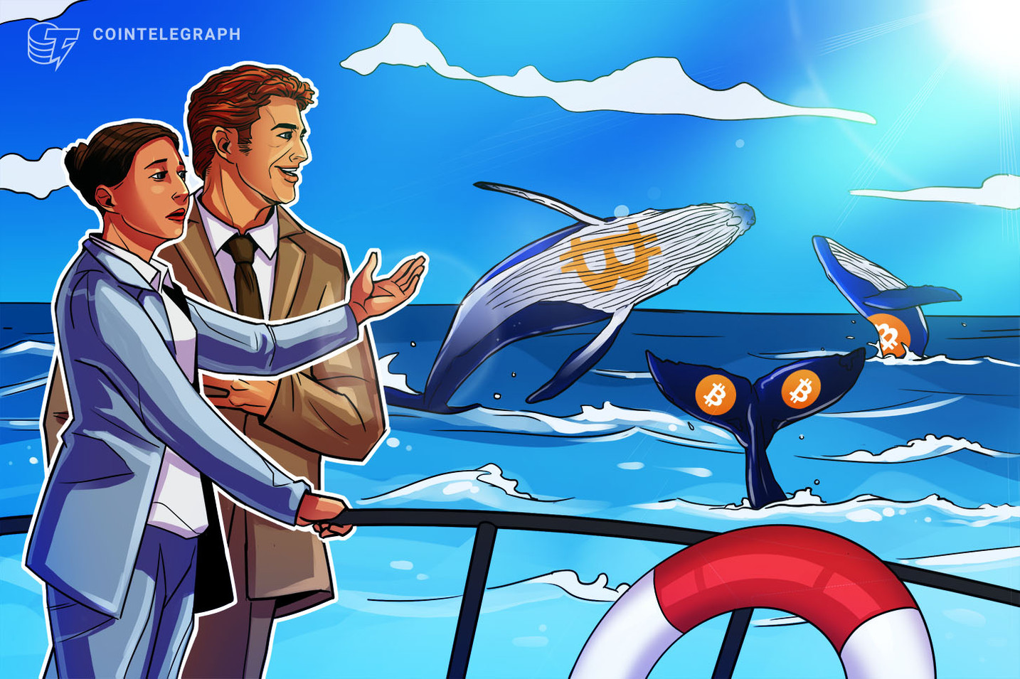 Institutions and miners accumulating through Bitcoin chop; whales uncertain